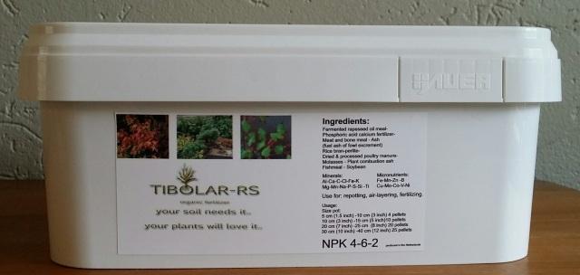 Tibolar462-4 kg